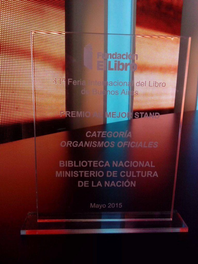 Premio stand