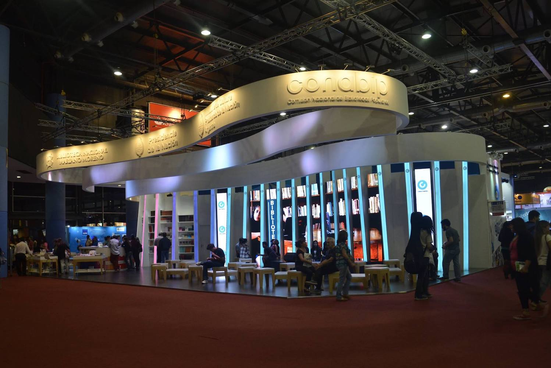 Stand Ministerio de Cultura de la Nación / 41 Feria internacional del libro de Buenos Aires